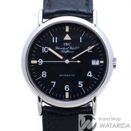【New Arrivals】IWC ポートフィノ IW3513-022 黒文字盤