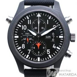【New arrivals】IWC トップガン ダブルクロノグラフ パイロットウォッチ IW379901