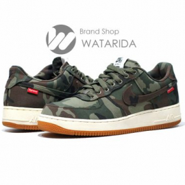 【New arrivals】NIKE x SUPREME AIR FORCE 1 LOW PREMIUM 08 NRG 573488-330