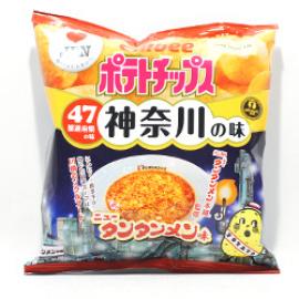 【Foods】ポテトチップス ニュータンタンメン味