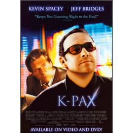 【Movie】K-PAX 光の旅人