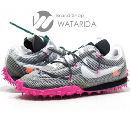 【New arrivals】ナイキ WMNS WAFFLE RACER/OW CD8180 001