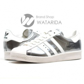 【New arrivals】プラダ アディダス Superstar FX4546