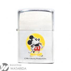 【New arrivals】ジッポ オイルライター ミッキーマウス