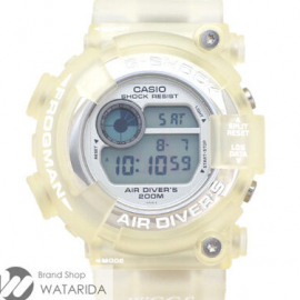 【New arrivals】カシオ G-SHOCK FROGMAN DW-8250WC-7AT