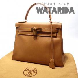 【New Arrivals】ケリーバッグ 28(内縫い)
