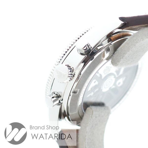 川崎の質屋【渡田質店】タグホイヤー 腕時計 オウタヴィア ヘリテージ キャリバー ホイヤー02 CBE2110.FC8226 SS レザー 箱・保付 【送料無料】のご紹介です。