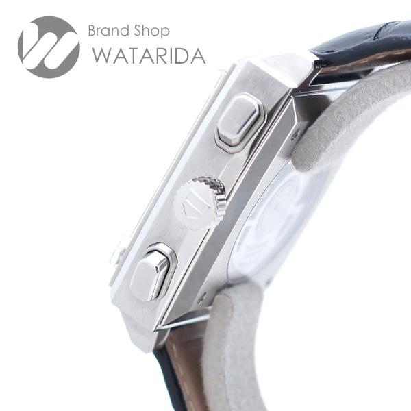 川崎の質屋【渡田質店】タグ・ホイヤー 腕時計 モナコ MONACO クロノグラフ CAW2114.FC6177 キャリバー12 SS レザーベルト 【送料無料】のご紹介です。