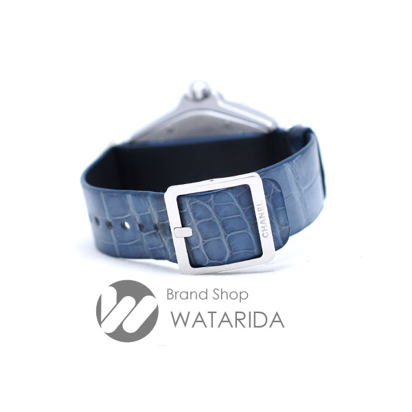 川崎の質屋【渡田質店】シャネル 腕時計 J12 G.10 クロマティック H4338 38mm チタンセラミック ブルー文字盤 【送料無料】 のご紹介です。