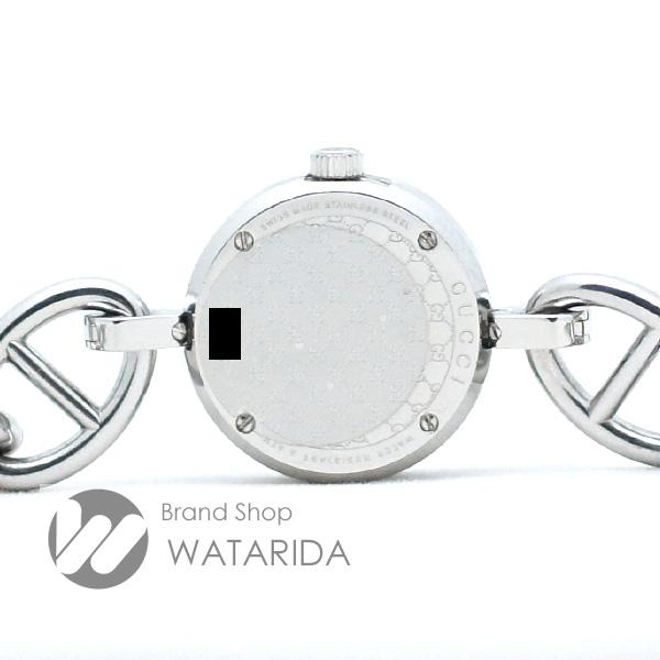 川崎の質屋【渡田質店】グッチ 腕時計 チャームウォッチ 107 SS Qz 箱・説明書付 【送料無料】のご紹介です。