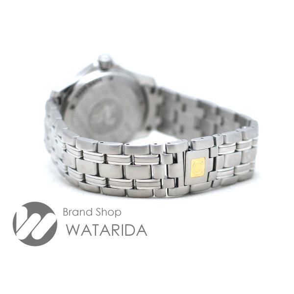 川崎の質屋【渡田質店】オメガ 腕時計 シーマスター 120m ジャックマイヨール 1998年 グリーン ドルフィン 2506.70 SS 限定4500本 箱・保付 【送料無料】のご紹介です。