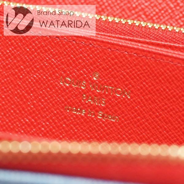 川崎の質屋【渡田質店】ルイヴィトン 財布 ジッピー・ウォレット M44938 デニム・モノグラム 2020SS 箱・袋付 2020年製造 未使用品
