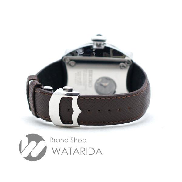 川崎の質屋【渡田質店】セイコー 腕時計 ガランテ ピースメーカー SBLL025 8L38-00M0 SS レザー 箱・保付のご紹介です。