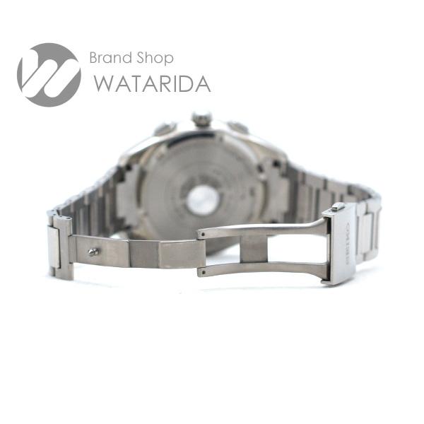 川崎の質屋【渡田質店】セイコー 腕時計 アストロン ビッグデイト SBXB137 8X42-0AB0-3 チタン 黒文字盤 箱・保付 【送料無料】のご紹介です。