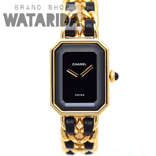 川崎の質屋【渡田質店】シャネル 腕時計 プルミエール L H0001 Qz GP 当店オリジナルボックス付 【送料無料】のご紹介です。