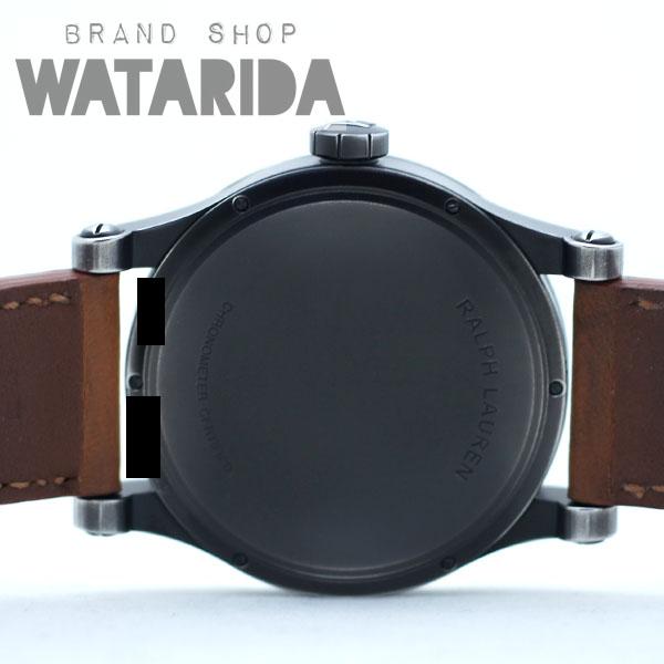 川崎の質屋【渡田質店】ラルフローレン 腕時計 サファリ RL67 クロノメーター RLR0220900 45mm 箱・保付 【送料無料】のご紹介です。