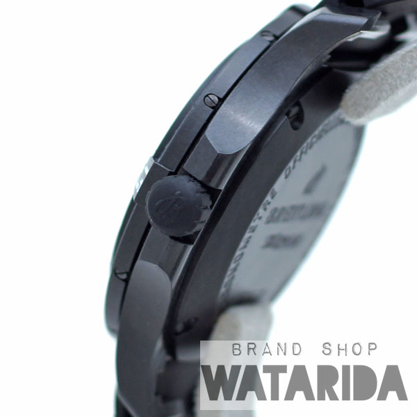 川崎の質屋【渡田質店】ブライトリング コルトスカイレーサー X74320 ブラック プラスチック ラバーベルト 箱・保付 送料無料 のご紹介です。