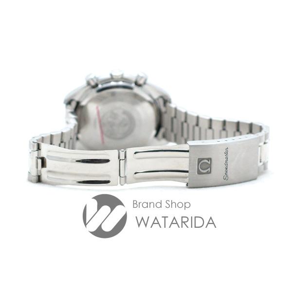 川崎の質屋【渡田質店】オメガ 腕時計 スピードマスター デイト AT 3511.80 SS ブルー文字盤 箱・保付 【送料無料】のご紹介です。