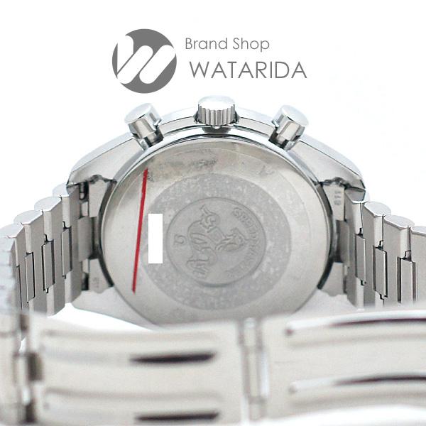 川崎の質屋【渡田質店】オメガ 腕時計 スピードマスター レーシング AT 3510.61 ミハエル・シューマッハ 赤文字盤 SS のご紹介です。
