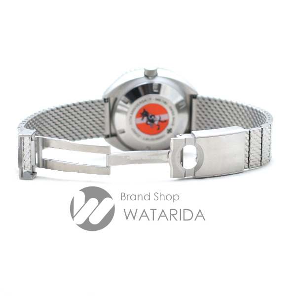川崎の質屋【渡田質店】ゾディアック 腕時計 スーパーシーウルフ 68 Z09507 SS グレー文字盤 182本限定 50周年記念モデル 箱・替えベルト付 【送料無料】のご紹介です。