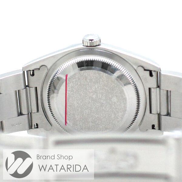 川崎の質屋【渡田質店】ロレックス 腕時計 エクスプローラー I Ref.14270 U番 ダブルロックバックル オンリースイス文字盤 SS 黒文字盤 箱・保付 【送料無料】のご紹介です。