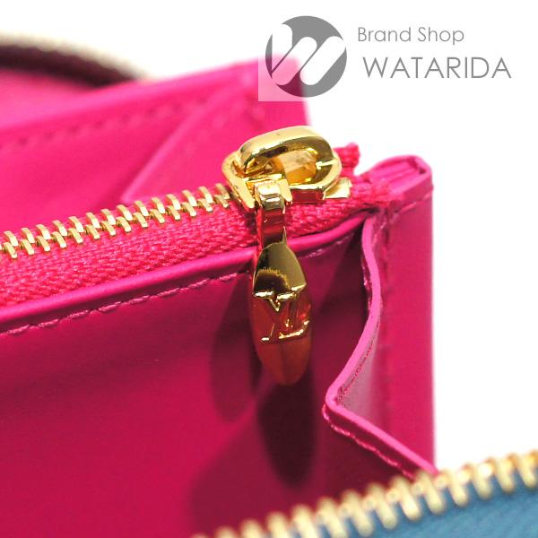 川崎の質屋【渡田質店】ルイヴィトン 財布 ジッピー・ウォレット M90520 モノグラム・ヴェル二 2020年バレンタイン限定 のご紹介です。