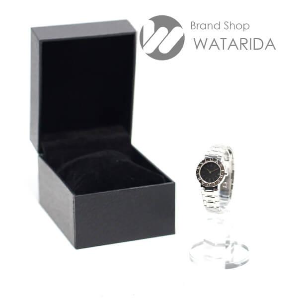 川崎の質屋【渡田質店】ブルガリ 腕時計 ブルガリブルガリ 23 BB23SS レディース Qz 黒文字盤 【送料無料】のご紹介です。