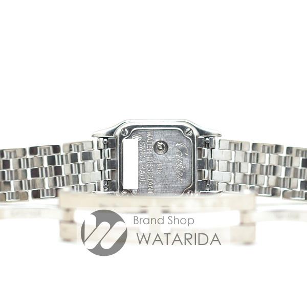 川崎の質屋【渡田質店】カルティエ 腕時計 ミニパンテール 18KWG ブロンズ文字盤 箱・保付 【送料無料】のご紹介です。