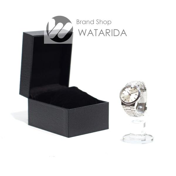 川崎の質屋【渡田質店】セイコー 腕時計 グランドセイコー SRGF013 8J56-7000 Qz シルバー文字盤 SS 【送料無料】のご紹介です。