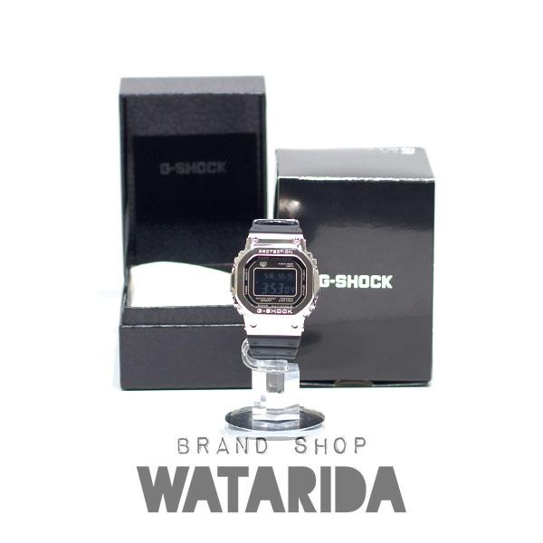 川崎の質屋【渡田質店】 カシオ 腕時計 G-SHOCK GMW-B5000-1JF SS 充電池式 スマートフォンリンク 箱・取説付 【送料無料】のご紹介です。