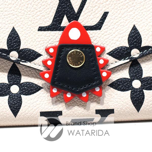 川崎の質屋【渡田質店】ルイヴィトン 財布 ポルトフォイユ・サラ M69514 LV クラフティ クレーム 箱・ 袋付 未使用品 【送料無料】のご紹介です。