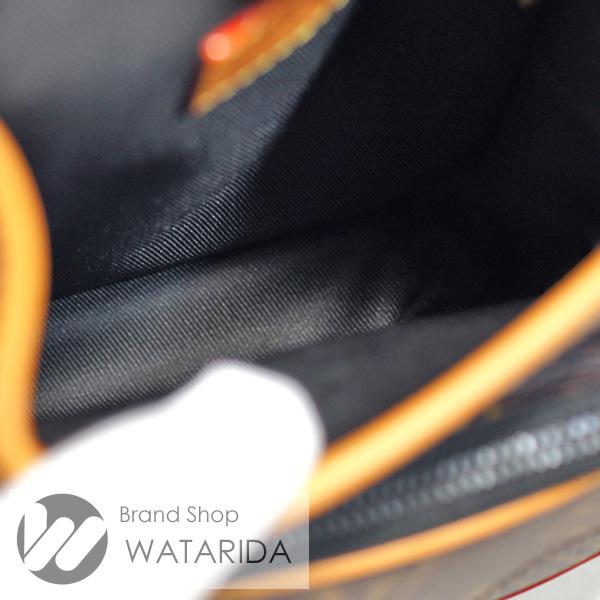 川崎の質屋【渡田質店】ルイヴィトン バッグ アマゾン・メッセンジャー N40357 LVスクエアード ダミエ ジャイアント 箱・袋付 未使用品【送料無無料】 のご紹介です。