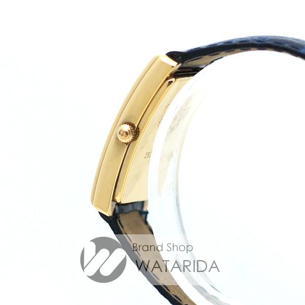 川崎の質屋【渡田質店】グッチ 腕時計 2600L GP Qz レザー ブルー 箱付 【送料無料】のご紹介です。