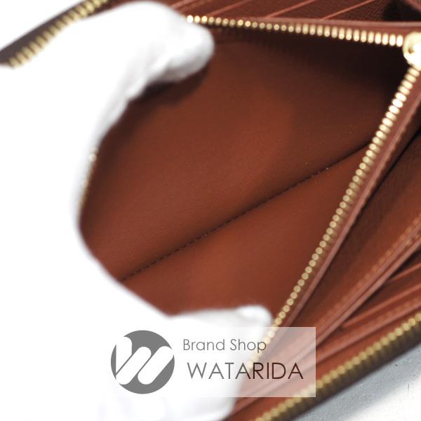 川崎の質屋【渡田質店】ルイヴィトン 財布 ジッピー・ウォレット M42616 モノグラム 保存袋付 【送料無料】のご紹介です。