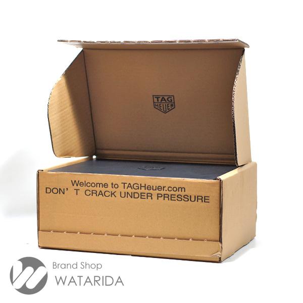 川崎の質屋【渡田質店】タグホイヤー フラグメントデザイン 腕時計 キャリバー ホイヤー02 クロノグラフ CAZ201A.BA0641 箱・保付 未使用品 【送料無料】のご紹介です。