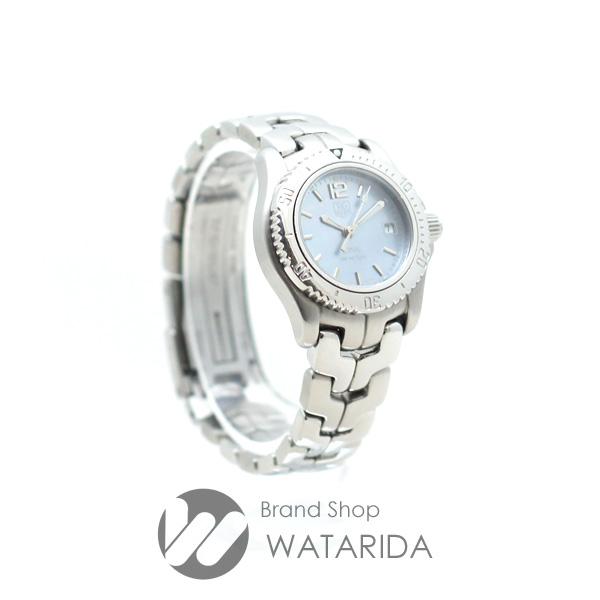 川崎の質屋【渡田質店】タグホイヤー 腕時計 リンク レディース Qz WT141G シェル文字盤 【送料無料】のご紹介です。