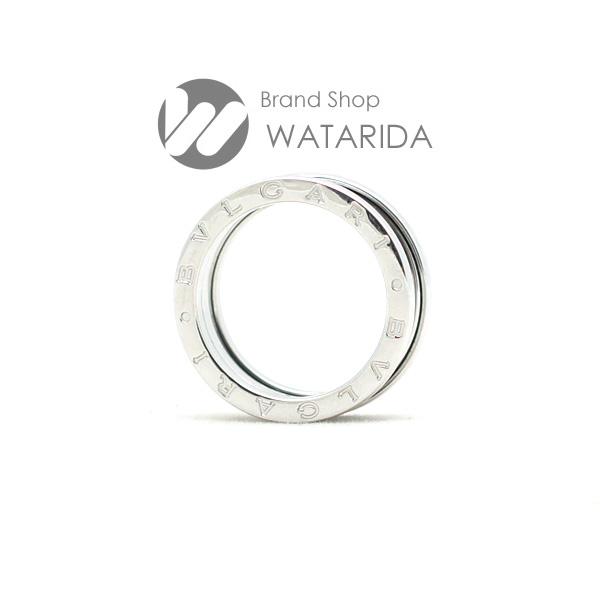 川崎の質屋【渡田質店】ブルガリ 指輪 B-Zero1WG750 #58 国内サイズ:17号 2バンド【送料無料】のご紹介です。