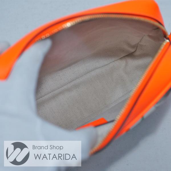 川崎の質屋【渡田質店】グッチ バッグ フローラ 550147 オレンジ キャンバス レザー 保存袋付 【送料無料】のご紹介です。