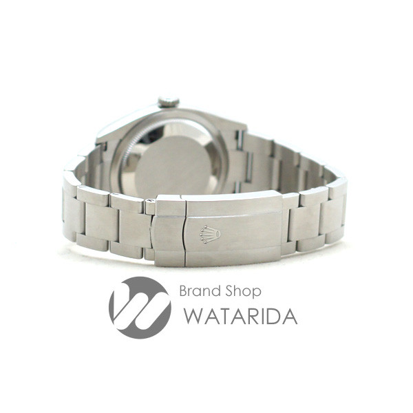川崎の質屋 渡田質店 ロレックス 腕時計 オイスターパーペチュアル 36 126000 2020年11月購入 新ギャラ 黒文字盤 箱・保付 未使用品 送料無料 のご紹介です。