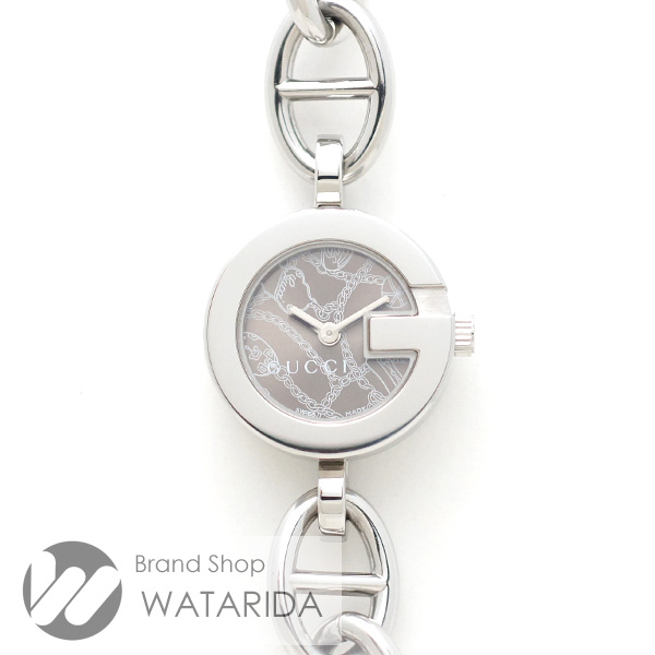 川崎の質屋 渡田質店 グッチ 腕時計 チャームウォッチ 107 SS Qz 箱・説明書付 送料無料  のご紹介です。