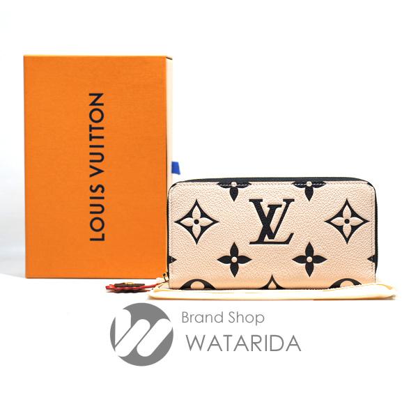 川崎の質屋 渡田質店 ルイヴィトン 財布 ジッピー・ウォレット M69727 LV クラフティ クレーム 箱・袋付 未使用品 送料無料 のご紹介です。