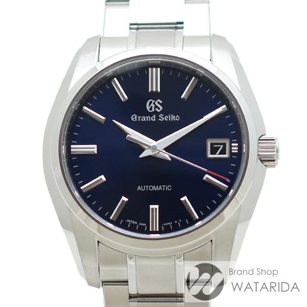 川崎の質屋 渡田質店 セイコー 腕時計 グランドセイコー SBGR321 9S65-00V0 ヘリテージコレクション ブルー 箱・保付 60周年記念 2500本限定 未使用品 送料無料 のご紹介です。