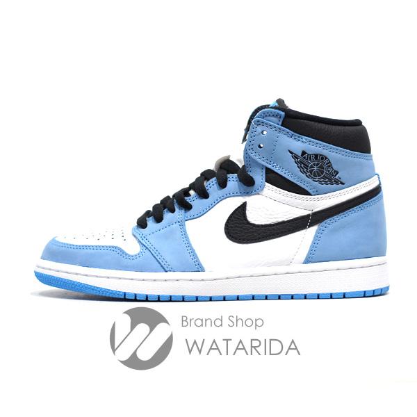 川崎の質屋 渡田質店 ナイキ AIR JORDAN 1 ジョーダン RETRO HIGH OG 555088 134 US7 1/2 25.5cm UNIVERSITY BLUE 未使用品 送料無料 のご紹介です。