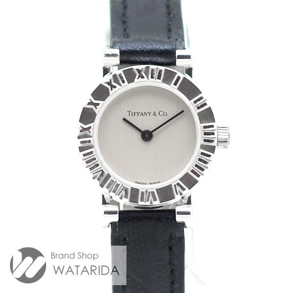 川崎の質屋 渡田質店 ティファニー 腕時計 アトラス ラウンド Qz S0640 SV925 シルバー文字盤 送料無料 のご紹介です。