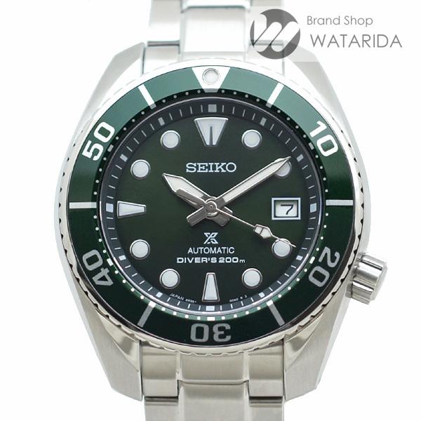 川崎の質屋 渡田質店 セイコー 腕時計 プロスペックス SBDC081 6R35-00A0 緑文字盤 グリーン スモウ SUMO 箱・保付 未使用品 送料無料 のご紹介です。