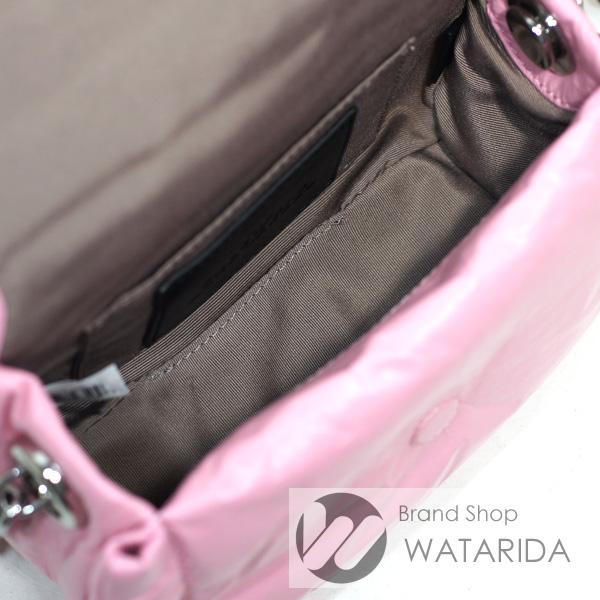 川崎の質屋 【渡田質店】 マーク・ジェイコブス The Pillow Bag Mini Pillow Bag M0015773 668 1SZ 2WAY POWDER PINK 保存袋・タグ付 送料無料 のご紹介です。