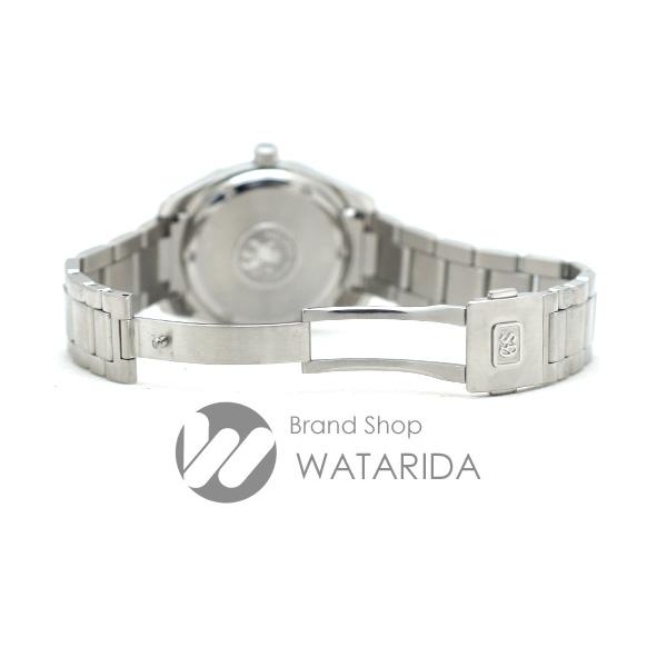 川崎の質屋 渡田質店 セイコー 腕時計 グランドセイコー パワーリザーブ スプリングドライブ SBGA099 9R65-0BM0 SS 箱・保付 送料無料 のご紹介です。