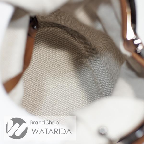 川崎の質屋 渡田質店 マックスマーラ ショルダーバッグ ブラウン レザー 保存袋・注意書き付 送料無料 のご紹介です。