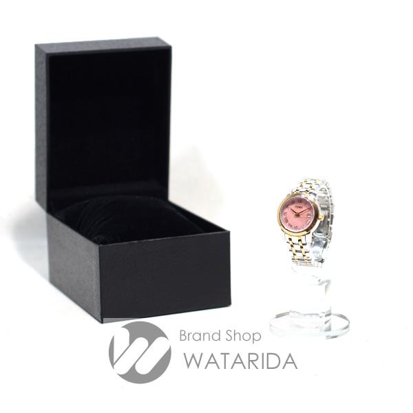 川崎の質屋 渡田質店 フェンディ FENDI 腕時計 クラシコ 2100L ピンクシェル コンビ Qz 送料無料 のご紹介です。