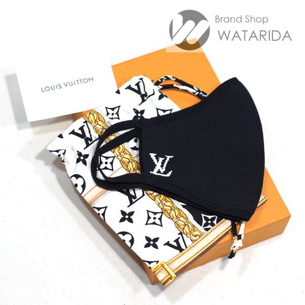 川崎の質屋 渡田質店 ルイヴィトン Louis Vuitton マスク マスク・マイユ M76748 ノワール 箱・袋付 未使用品 送料無料 のご紹介です。